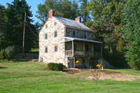 Historic Kinna's Mill House c.1770